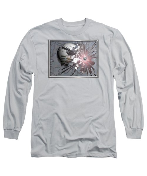 ' Meteors Might ' Long Sleeve T-Shirt