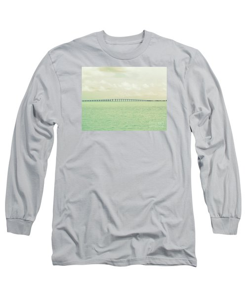 Miami  Long Sleeve T-Shirt by France Laliberte