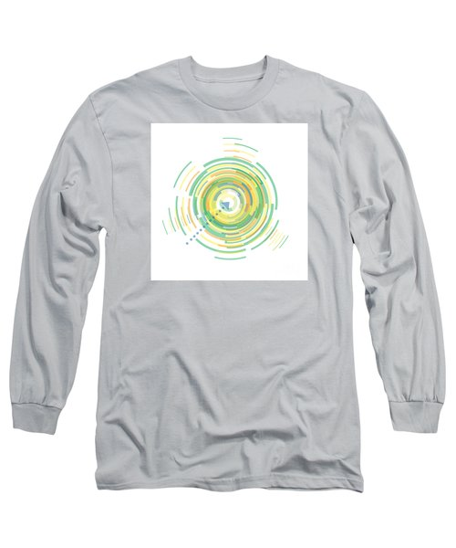 Middle Of Summer Long Sleeve T-Shirt