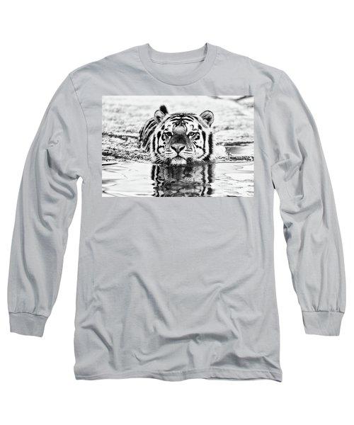 Mike Long Sleeve T-Shirt by Scott Pellegrin