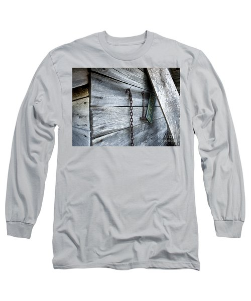 Milk Shed Long Sleeve T-Shirt