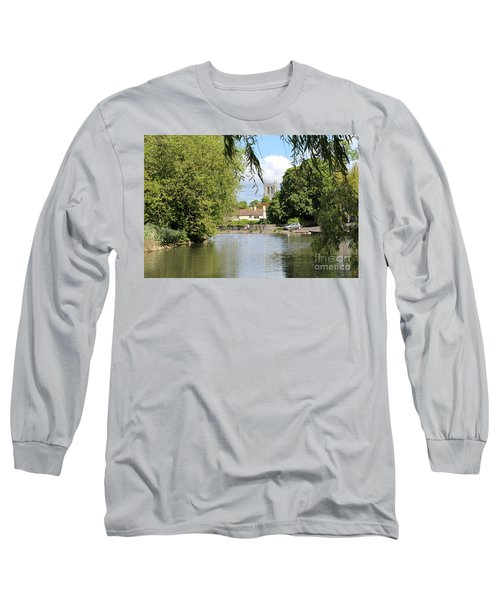 Mill Dam,tickhill Long Sleeve T-Shirt