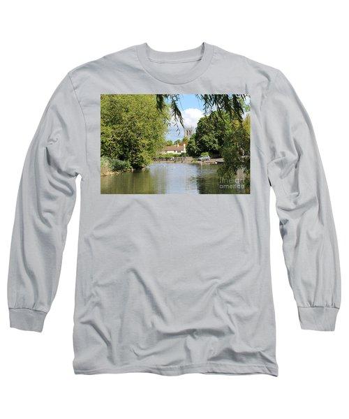 Mill Dam,tickhill Long Sleeve T-Shirt