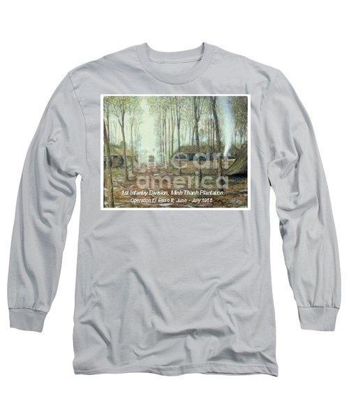 Minh Thanh Rubber Long Sleeve T-Shirt
