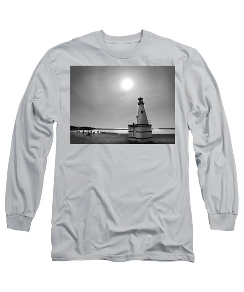 Miniature Lighthouse Long Sleeve T-Shirt