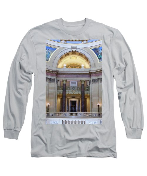Minnesota House  Long Sleeve T-Shirt