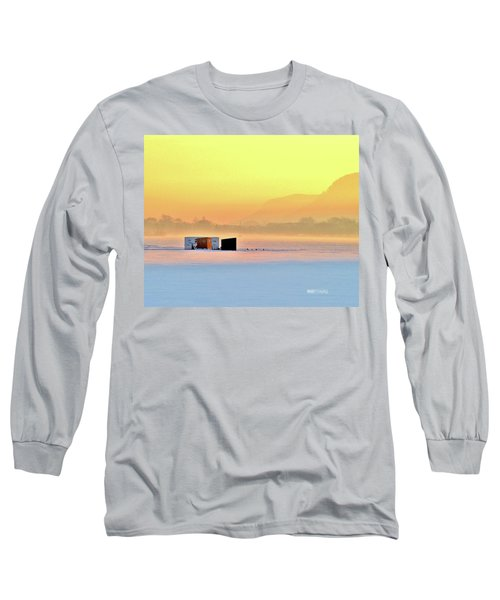 Minnesota Sunrise Long Sleeve T-Shirt