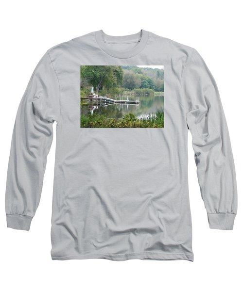 Mirrored Pier Long Sleeve T-Shirt