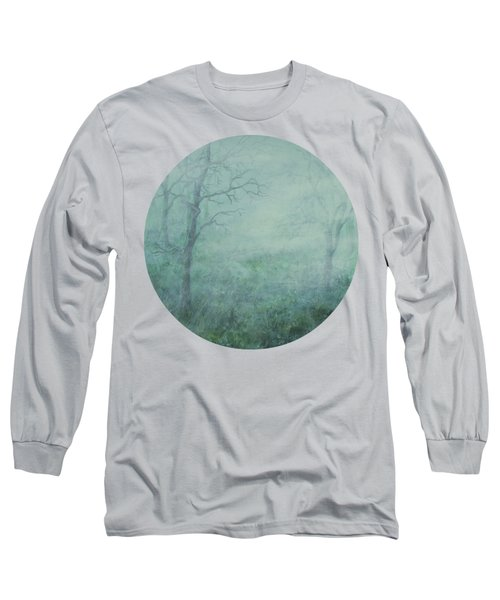 Mist On The Meadow Long Sleeve T-Shirt