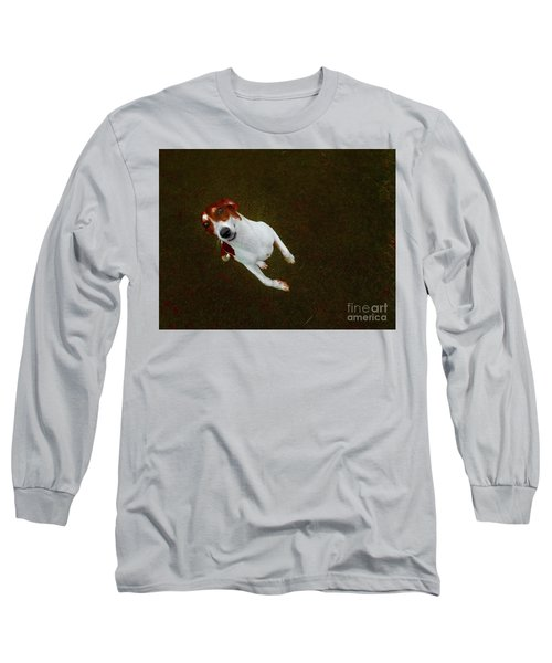 Mister Bitsa Long Sleeve T-Shirt