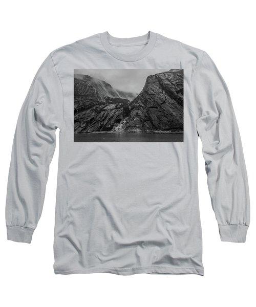 Misty Fjord Long Sleeve T-Shirt