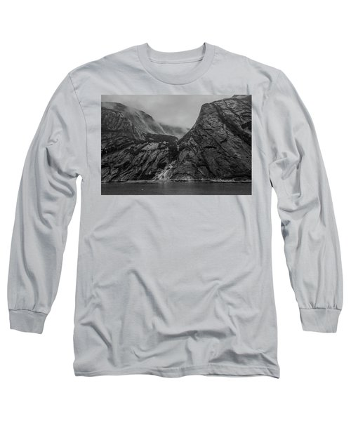 Misty Fjord Long Sleeve T-Shirt