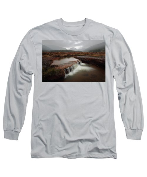 Misty Mountain Majesty  Long Sleeve T-Shirt