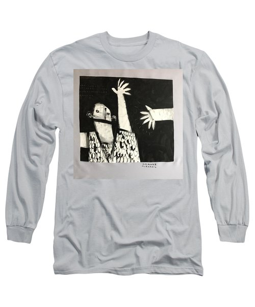 Mmcvii Paranoia No 2  Long Sleeve T-Shirt