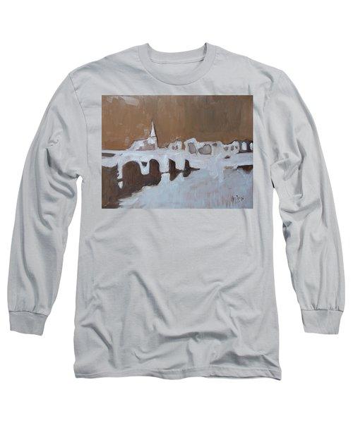 Moasbrogk In Brown Tints Long Sleeve T-Shirt