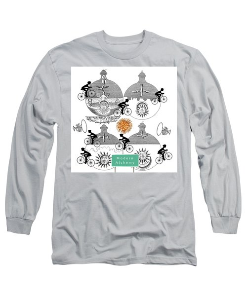 Modern Alchemy Long Sleeve T-Shirt