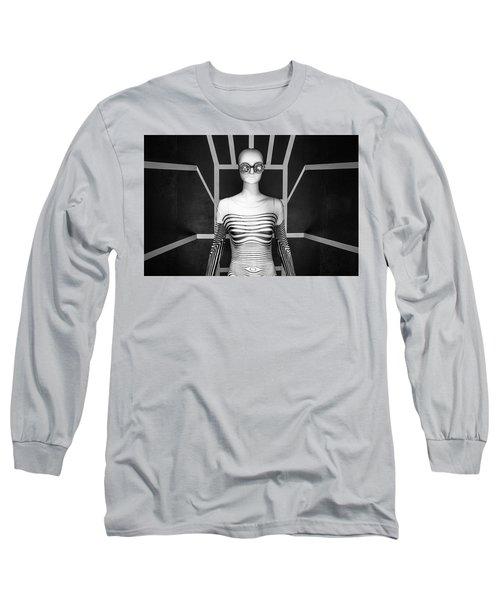 Modern  Long Sleeve T-Shirt by Scott Meyer