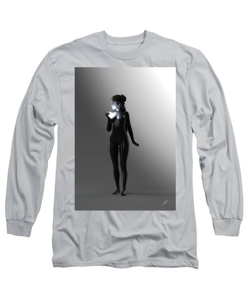 Modernist Nymph Lamp Long Sleeve T-Shirt