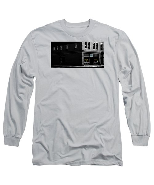 Mohawk Tavern In North Adams - The Berkshires Long Sleeve T-Shirt
