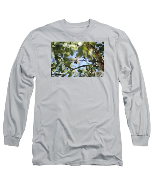 Mommy Watching Babies Long Sleeve T-Shirt