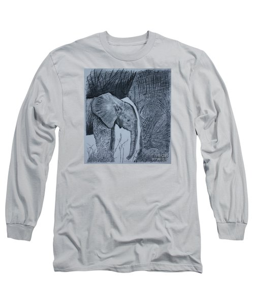 Moms Shadow Long Sleeve T-Shirt