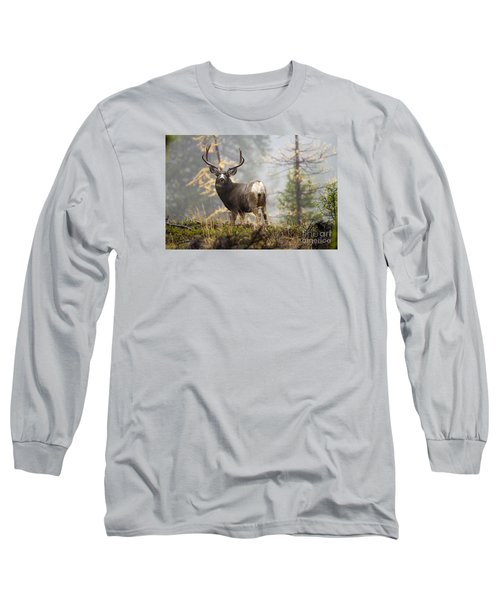 Monarch Of The Mountain Long Sleeve T-Shirt