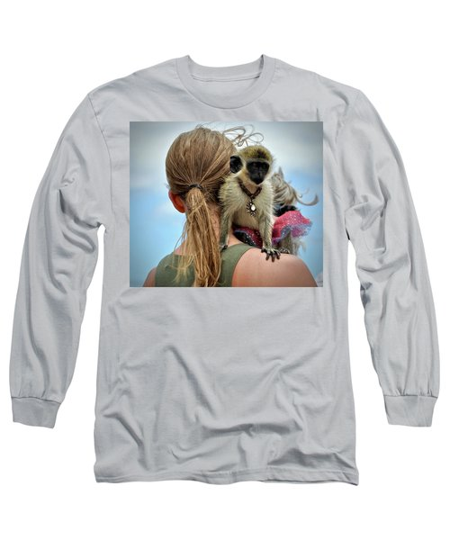 Monkeying Around Long Sleeve T-Shirt