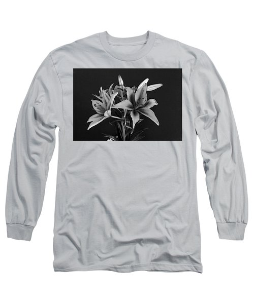 Monochrome Grace Long Sleeve T-Shirt