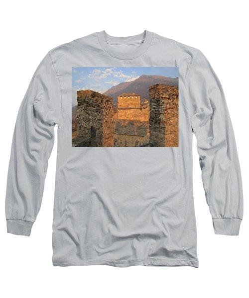 Montebello - Bellinzona, Switzerland Long Sleeve T-Shirt