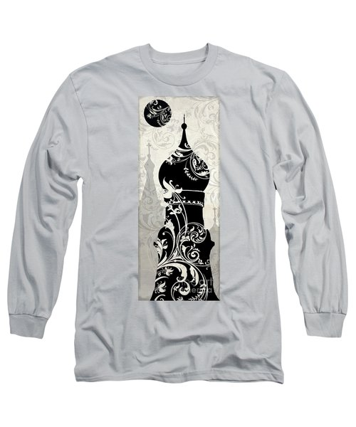 Moon Over Moscow Long Sleeve T-Shirt