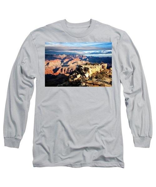 Moran Point 2 Long Sleeve T-Shirt