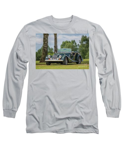 Long Sleeve T-Shirt featuring the photograph Morgan Sports Car by Adrian Evans