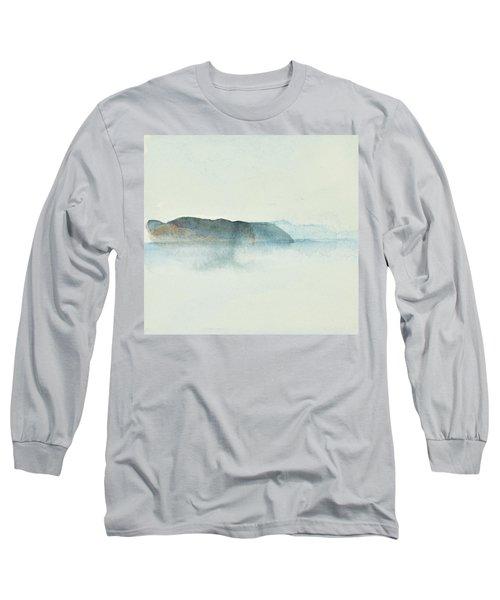Morgondis Over Kusten - Morning Haze Over The Swedish Westcoast, Hunnebo_1211 Up To 70 X 70 Cm Long Sleeve T-Shirt