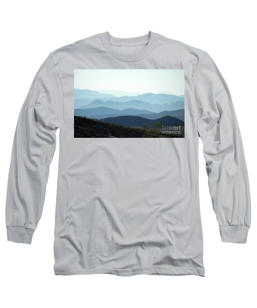 Morning Haze Long Sleeve T-Shirt