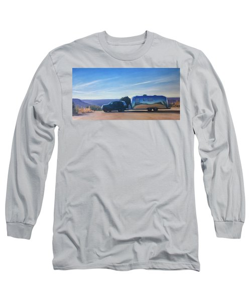 Morning In Palo Duro Long Sleeve T-Shirt