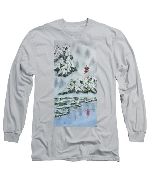 Morning Mist 1 Long Sleeve T-Shirt