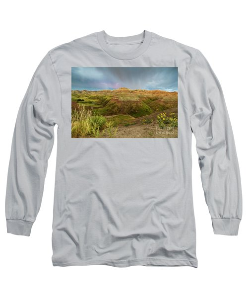 A Distant Strike Long Sleeve T-Shirt