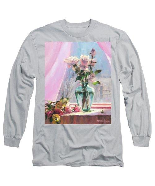 Morning's Glory Long Sleeve T-Shirt