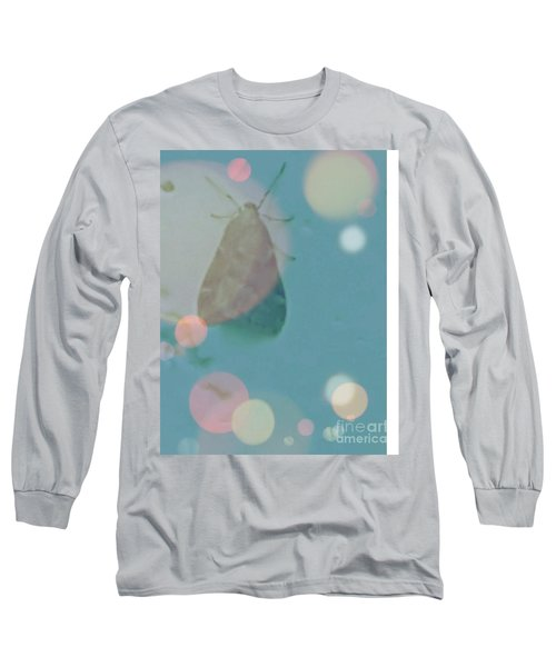 Moth World Long Sleeve T-Shirt