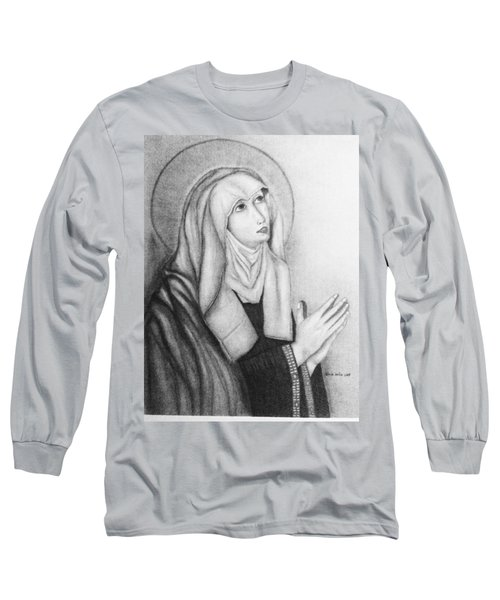 Mother Of Sorrows Version1 Long Sleeve T-Shirt