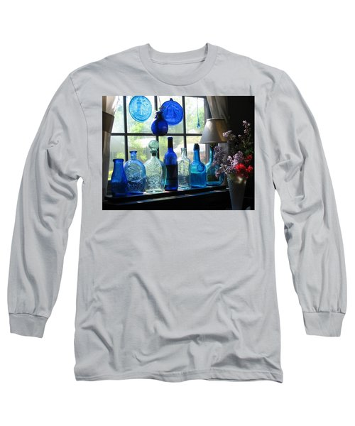 Mother's Day Window Long Sleeve T-Shirt by John Scates
