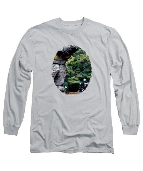 Motoblur  Long Sleeve T-Shirt