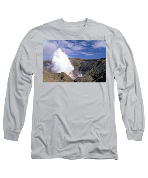 Mount Aso Long Sleeve T-Shirt
