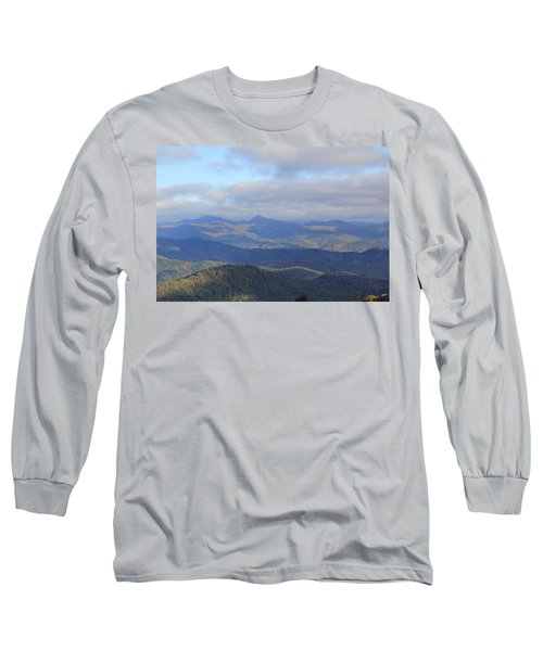 Mountain Landscape 3 Long Sleeve T-Shirt
