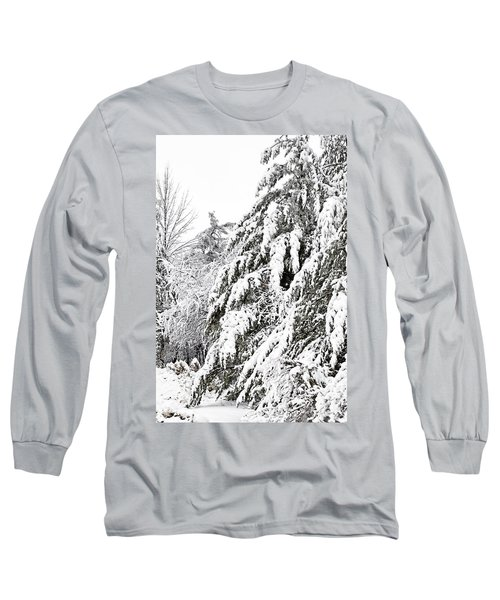 Mourn The Winter Long Sleeve T-Shirt