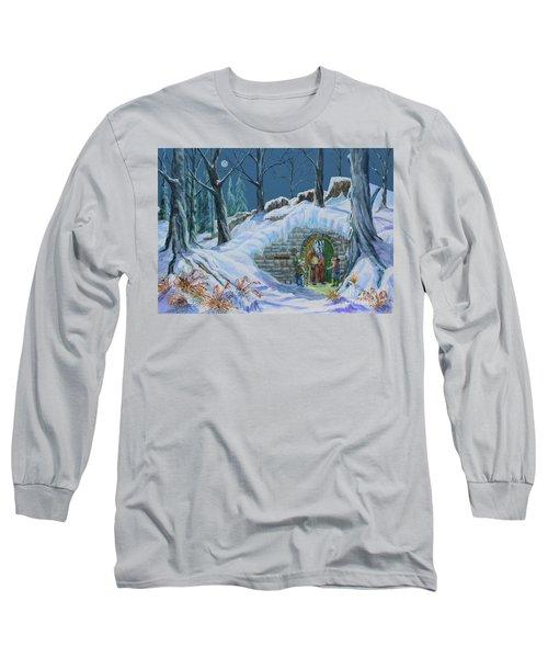 Mr Badger Long Sleeve T-Shirt