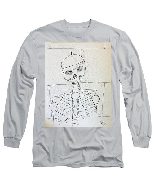 Mr Cooper's Aide Long Sleeve T-Shirt by Loretta Nash