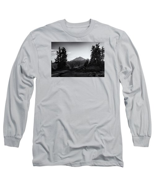 Mt. Baker  Long Sleeve T-Shirt
