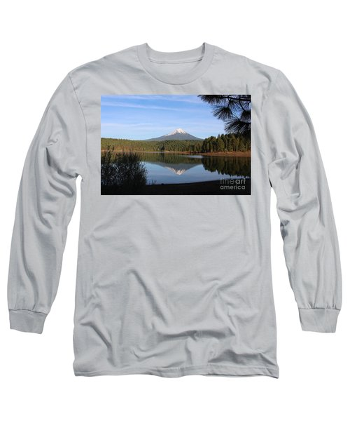 Mt Mclaughlin Or Pitt Long Sleeve T-Shirt