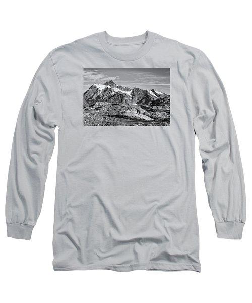 Mt. Shuksan Long Sleeve T-Shirt by Sabine Edrissi